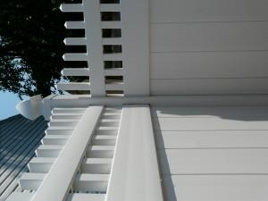 PVC Gothic Corner Posts