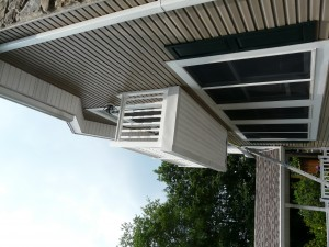 PVC Balcony