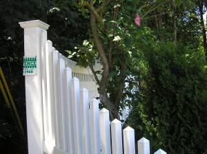 Able PVC Fence